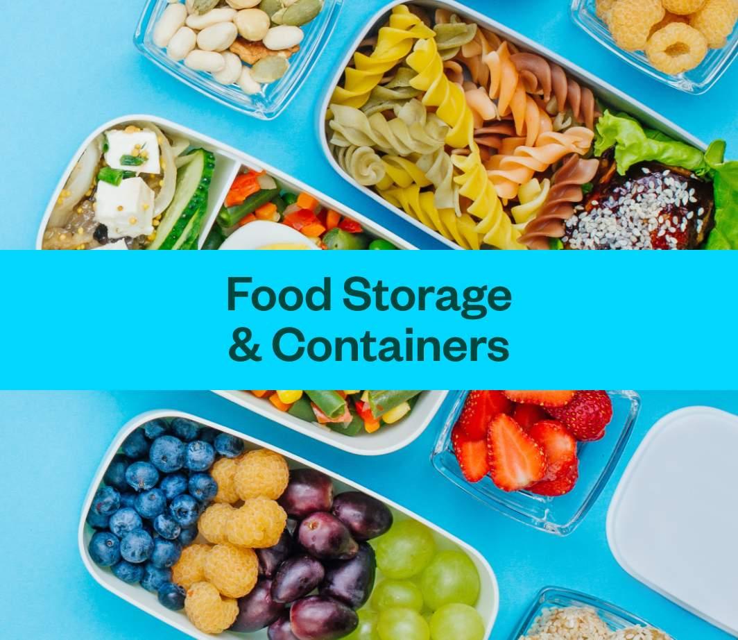 Back to School Food Storage