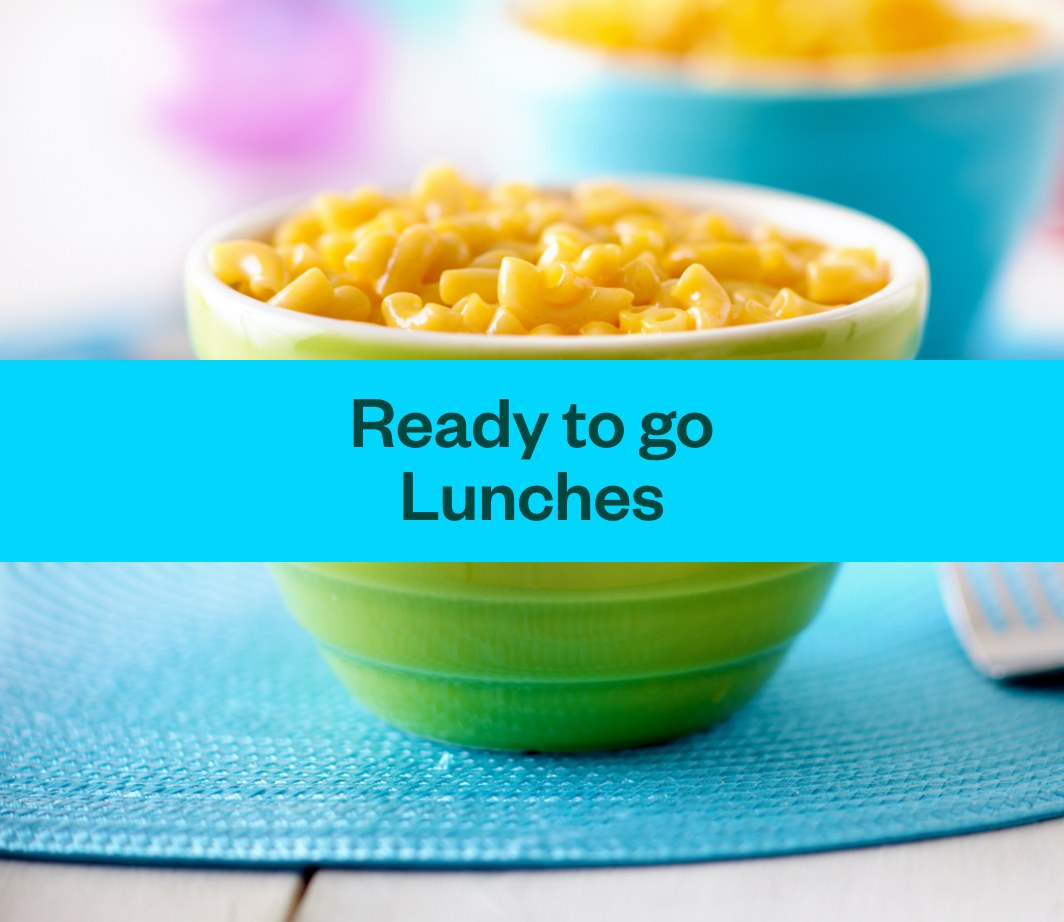 Back to School - Ready to go Lunches