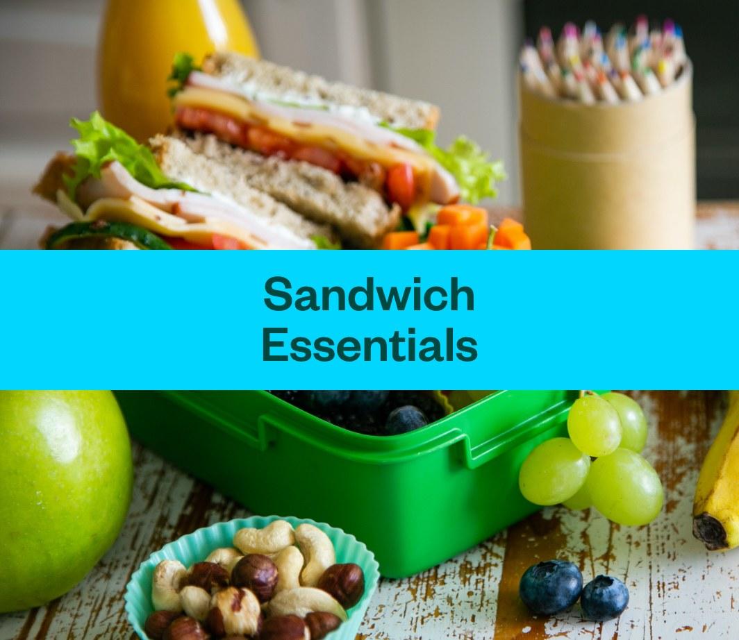 Back to School - Sandwich Essentials