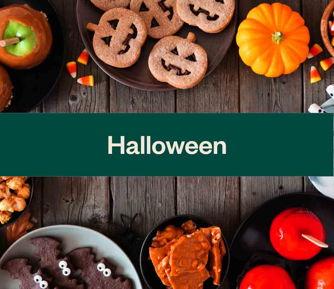 Find Halloween treats here!