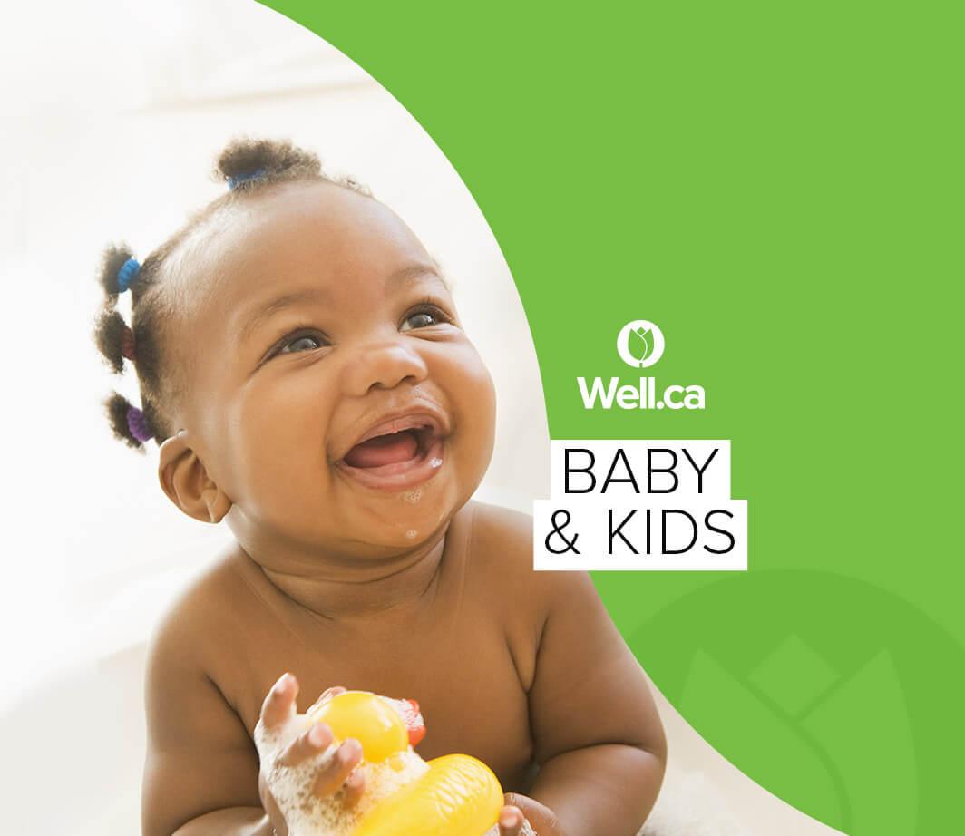 Well Baby & Kids Banner