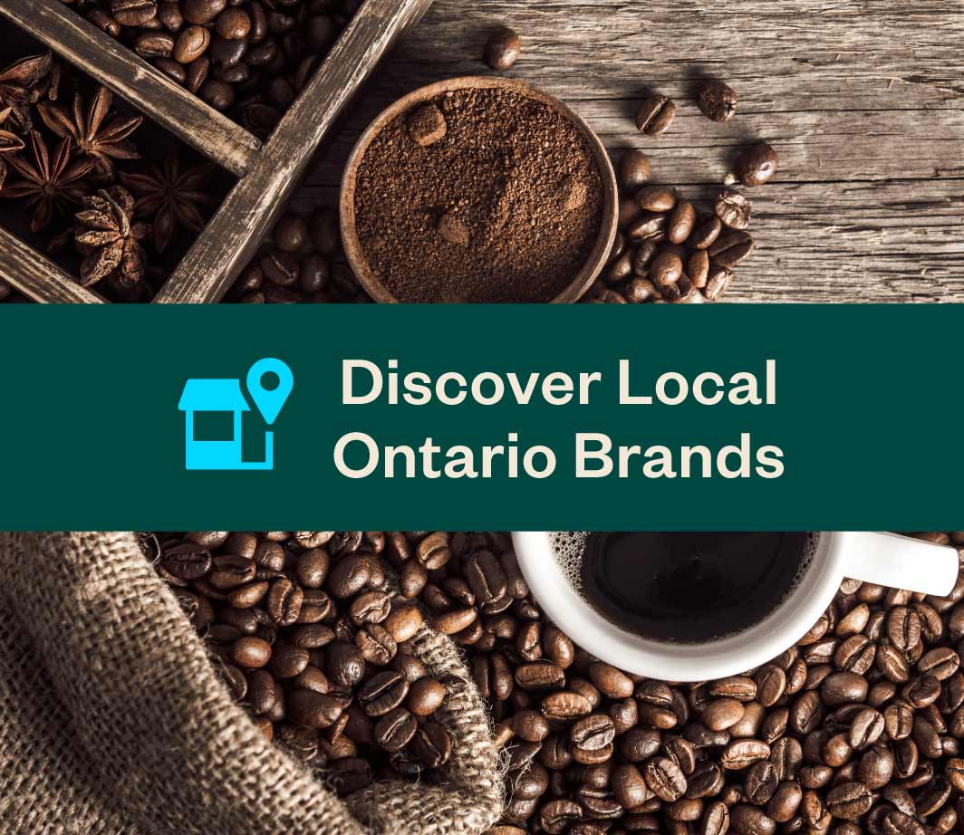 Shop our Ontario local brands