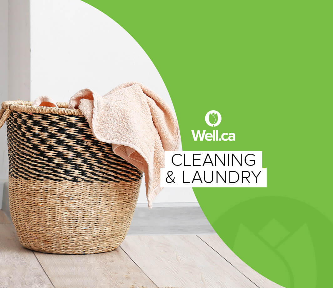 Well.ca cleaning & laundry