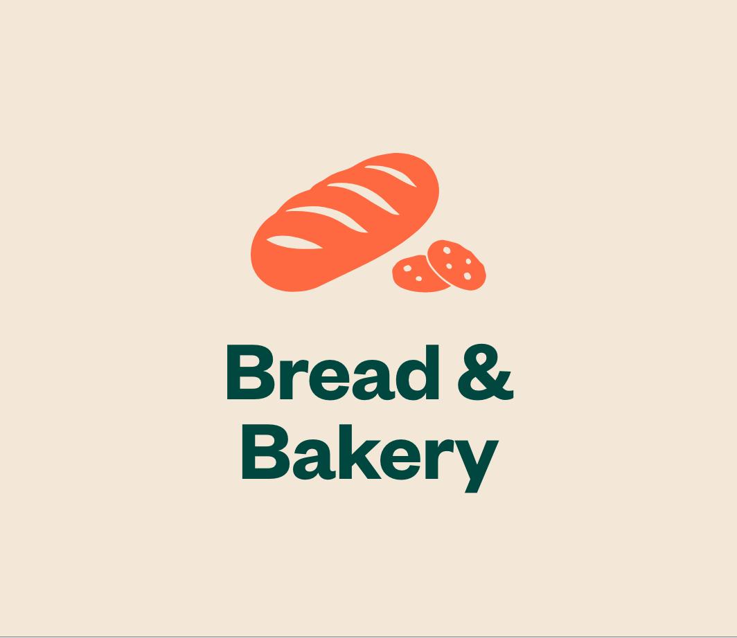 Shop bread & bakery