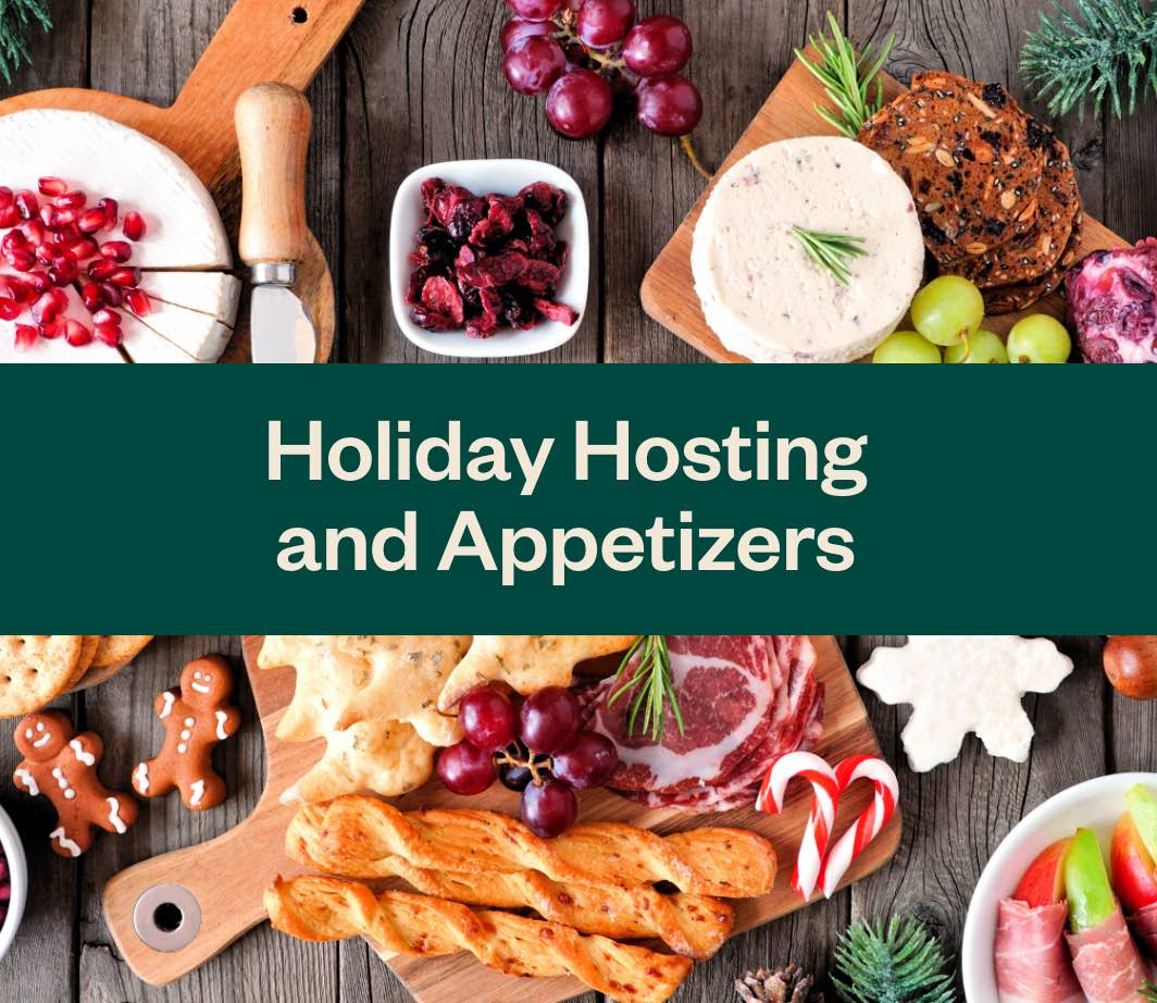 Shop Holiday Hosting & Appetizers