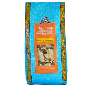 Farm Boy Natural Tortilla Chips 454 g
