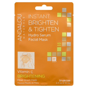 ANDALOU Naturals Instant Brighten & Tighten Facial Mask 18 ml