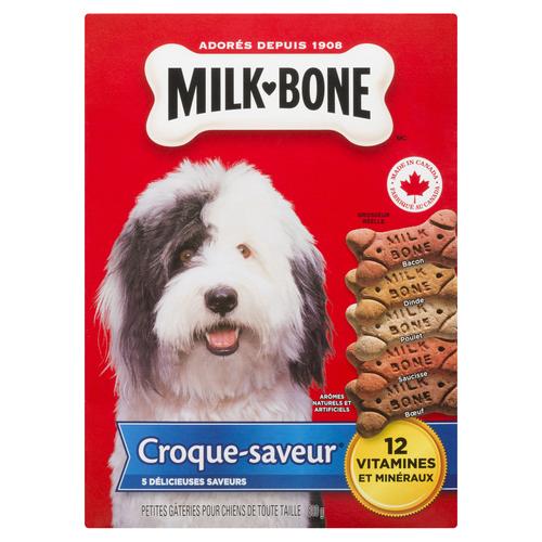 Milk-Bone Flavour Snacks Dog Treats 800 g