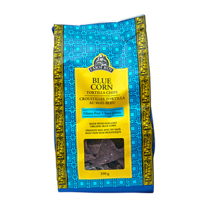 Farm Boy Blue Corn Tortilla Chips 350 g