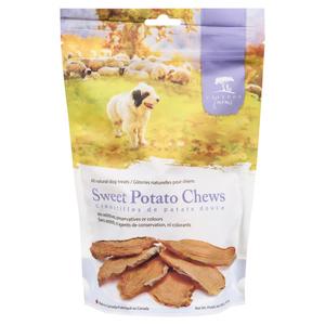 Caledon Farms Sweet Potato Chews Dog Treats 265 g