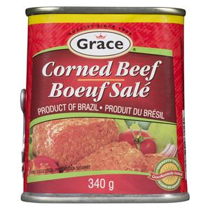 Grace Corned Beef 340 g