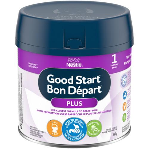 Nestlé Good Start Plus 1 Baby Formula Powder 580g