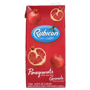 Rubicon Pomegranate Exotic Juice Drink 1 L