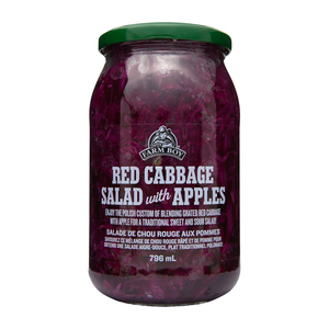 Farm Boy Red Cabbage with Apples Salad 796 ml