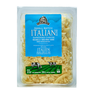 Farm Boy Shredded Cheese Italian Blend 280 g