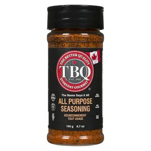 TBQ All Purpose Seasoning 190 g