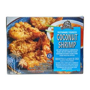 Farm Boy Coconut Shrimp 400 g