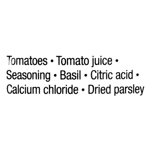 Compliments Diced Tomatoes With Italian Seasoning 796 ml