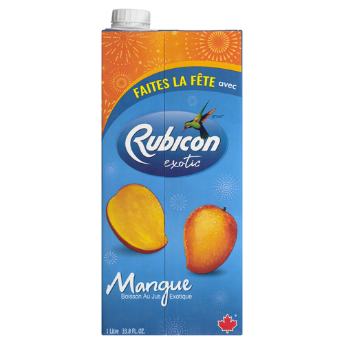 Rubicon Exotic Mango Juice Drink 1 L