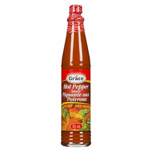 Grace Hot Pepper Sauce 85 ml