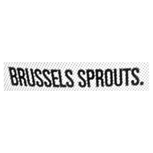 Compliments Brussels Sprouts 750 g