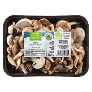Compliments Organic Saute Blend Mushrooms 227 g