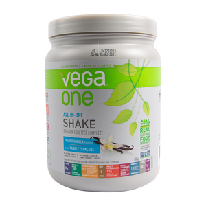 Vega One All-In-One French Vanilla Nutritional Shake Powder 414 g