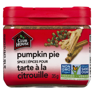 Club House Pumpkin Pie Spice 35 g