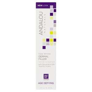 ANDALOU Naturals Deep Wrinkle Dermal Filler 18 ml