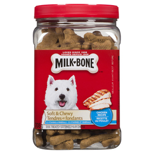 Milk-Bone Soft & Chewy Chicken Dog Treats 708 g
