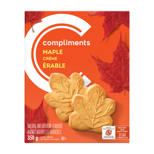 Compliments Maple Cream Cookies 350 g