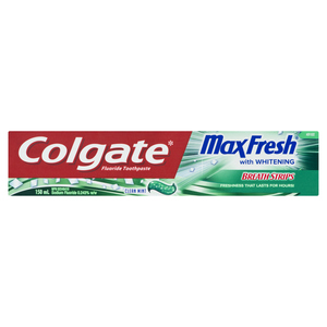 Colgate MaxFresh Clean Mint Toothpaste 150 ml