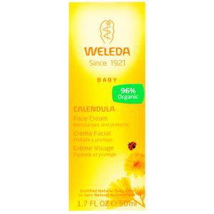 Weleda Baby Calendula Face Cream 50 ml
