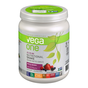 Vega One All In One Nutritional Shake Berry 425 g