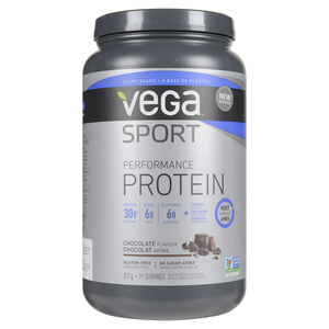 Vega Sport Protein Tub Chocolate 837 g