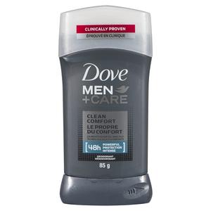 Dove Men+Care Clean Comfort Deodorant 85 g