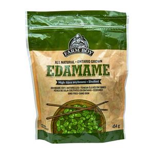 Farm Boy Shelled Edamame Soybeans 454 g