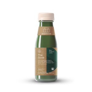Greenhouse Raw Organic Juice The Good 300 ml