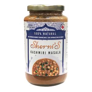 Sherni's Cooking Sauce Kashmiri Masala 500 ml