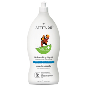 Attitude Nature+ Dishwashing Liquid 700 ml