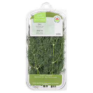 Compliments Organic Dill Spice 28 g