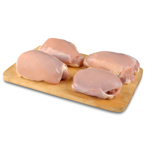 Compliments Boneless Skinless Chicken Thighs 4 Pack