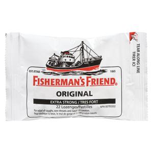Fisherman's Friend Extra Strength Lozenges 22 EA