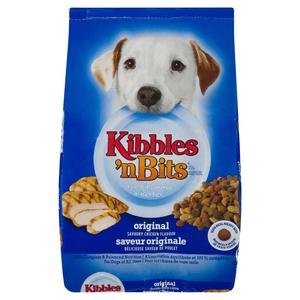 Kibbles n' Bits Dog Food Original Savoury Chicken Flavour 6 kg