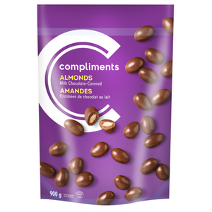 Compliments Almonds Milk Chocolate 900 g
