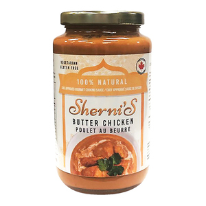 Sherni's Cooking Sauce Butter Chicken 500 ml
