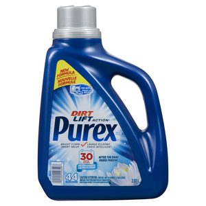Purex Ultra After The Rain Laundry Detergent 44 Use 2.03 L
