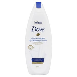Dove Deep Moisture Body Wash 354 ml