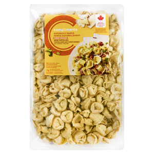 Compliments Naturally Simple Herb & Cheese Tortellini 1 kg