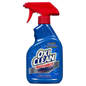 OxiClean Maxforce Laundry Spray Stain Remover 354 ml